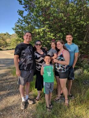 Sam Crystal family