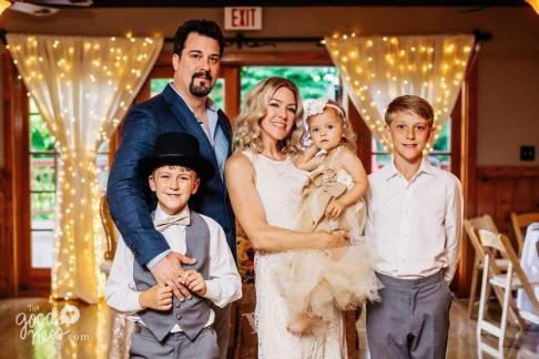Hintz Family 2017