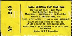 Palm Springs Pop Festival '69